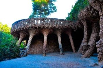 Park Güell - Barcelona, Spain 7-3-18