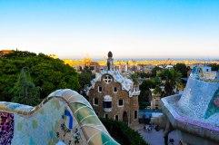 Park Güell - Barcelona, Spain